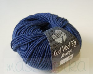 Cool Wool Big - 655 Melange