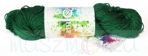 Silky 4 ply - Bottle Green