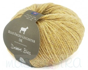 Blue Faced Leicester DK - 6