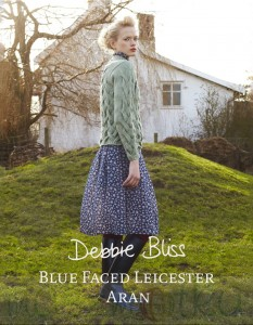 DB Blue Faced Leicester Aran