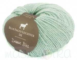Blue Faced Leicester DK - 13